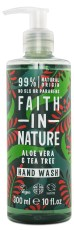 Faith in Nature Aloe Vera & Tea Tree Hand Wash