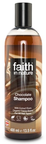 Faith in Nature Chocolate Shampoo - Faith in Nature