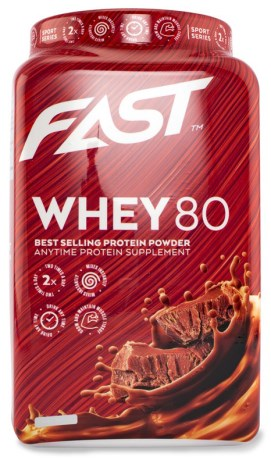 FAST Whey80 - Fast