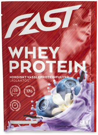FAST Whey Protein, Livsmedel - Fast