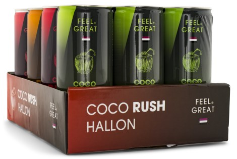 Feel Great Coco Rush, Livsmedel - FEEL GREAT