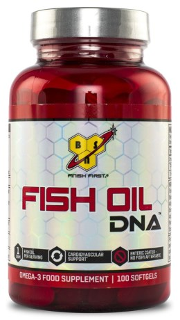 BSN Fish Oil DNA, Hälsa - BSN