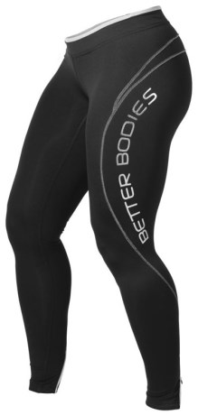 Better Bodies Fitness Long Tights,  - Better Bodies