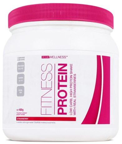Fit For Wellness Fitness Protein, Livsmedel - Fit For Wellness