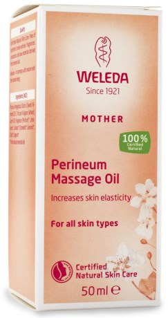Weleda Perineum Massage Oil,  - Weleda