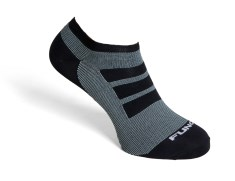Funq Wear No Show Seamless Socks Nilit Breeze Herr