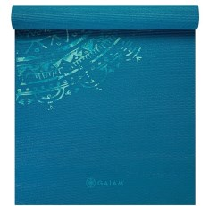GAIAM Printed Yoga Mat
