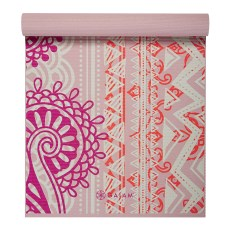 GAIAM Printed Yoga Mat 4 mm