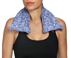 GAIAM Relax Lavender Neck & Shoulder Wrap