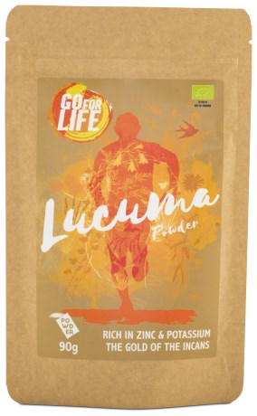 Go for life Lucuma, Livsmedel - Go for Life