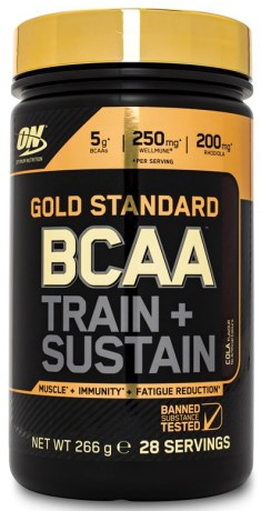 Gold Standard BCAA - Optimum Nutrition