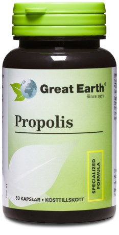 Great Earth Bee Propolis 500 mg - Great Earth