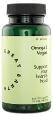 Great Earth Omega 3 Vegan