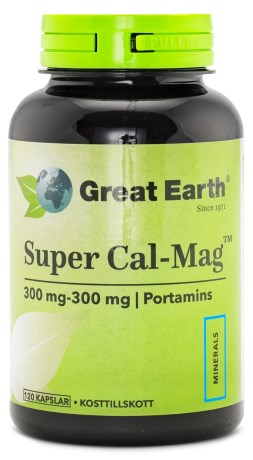 Great Earth Super Cal-Mag 300-300 - Great Earth