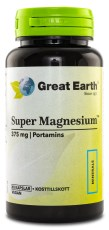 Great Earth Super Magnesium 375 mg
