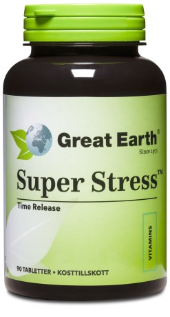 Great Earth Super Stress - Great Earth
