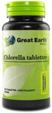 Great Earth Yaeyama Chlorella