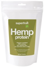 Superfruit Hampaprotein