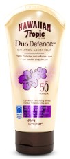 Hawaiian Tropic DuoDefence Sun Lotion SPF 50
