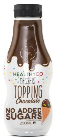 HealthyCo Dessert Topping, Livsmedel - HealthyCo