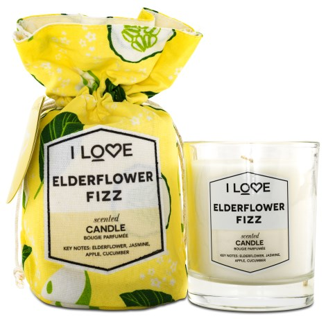 I Love Scented Candle, Nyheter - I Love Signature