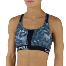 ICANIWILL Animal Sport Bra