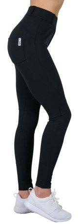 ICANIWILL Casual Pant High Waist Women,  - ICANIWILL