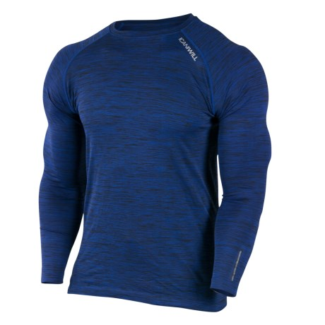 ICANIWILL Seamless Long Sleeve Men V.2,  - ICANIWILL