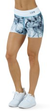 ICANIWILL Shorts Smokey-edition Women