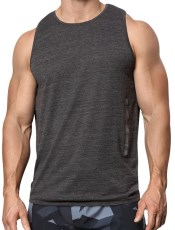 ICANIWILL Tank Top Tri-Blend Men