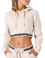 ICIW Chill Out Cropped Hoodie