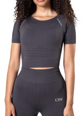 ICIW Define Seamless Cropped T-shirt
