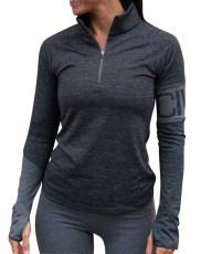 ICIW Long Sleeve Zip Wmn