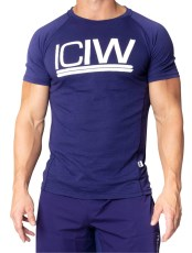 ICIW Men Tri-blend T-shirt