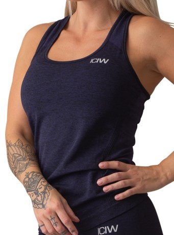 ICIW Queen Mesh Seamless Tank Top - ICANIWILL