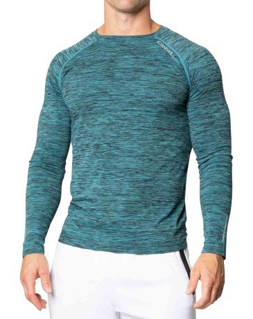 ICIW Seamless Long Sleeve Men - ICANIWILL