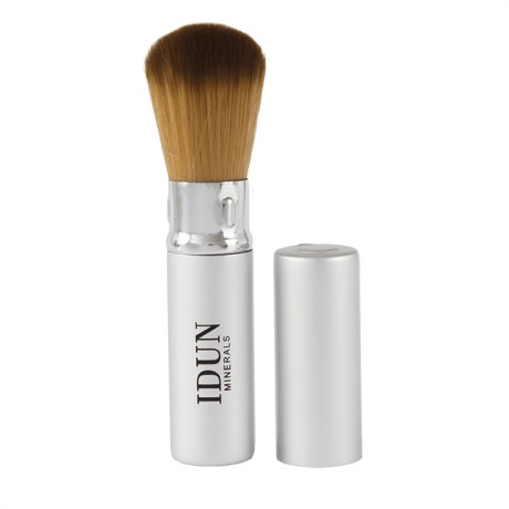 IDUN Minerals Mini Retractable Brush, Smink - IDUN Minerals