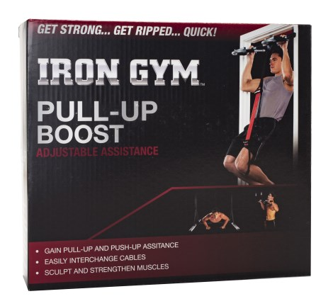 Iron Gym Pull Up Boost - Iron Gym