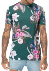 Just Hype Forest Blossom Tee