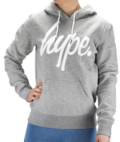Just Hype Womens Pullover hoodie - Just Hype