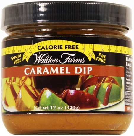 Walden Farms Caramel Dip, Viktminskning - Walden Farms