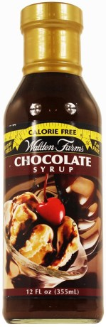 Walden Farms Chocolate Syrup, Viktminskning - Walden Farms
