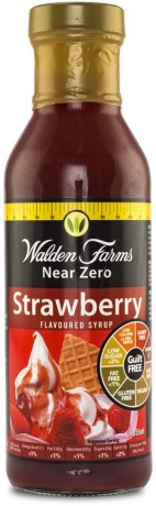 Walden Farms Strawberry Syrup, Viktminskning - Walden Farms