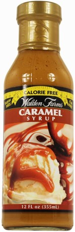 Walden Farms Caramel Syrup, Livsmedel - Walden Farms