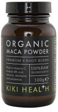Kiki Health Organic Premium 4 Root Maca Powder