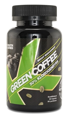 Kruth Series Green Coffee - Better You