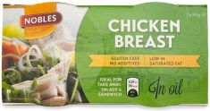 Nobles Chicken Breast in Oil