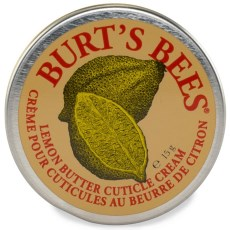Burts Bees Lemon Butter Cuticle Cream