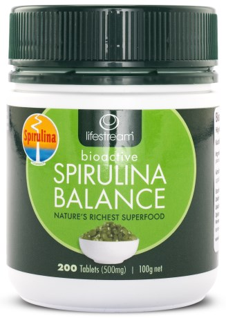 LifeStream Spirulina - Lifestream