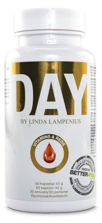 DAY and NIGHT by Linda Lampenius,  - Better You
